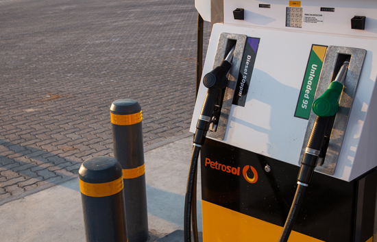 Etosha Trading Post Fuel - 50ppm Diesel & Unleaded Petrol