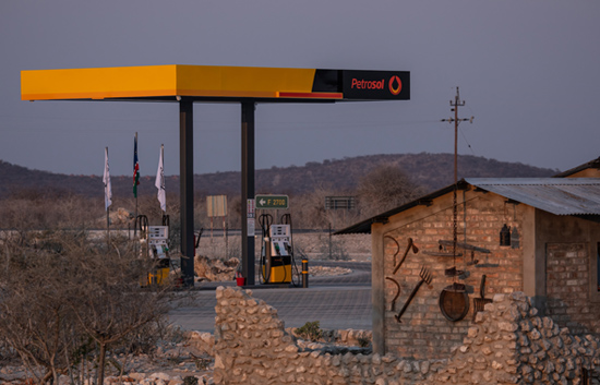 Etosha Trading Post - Fuel, Shop and Workshop