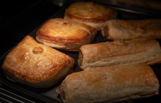Take Away Meals - Fresh Pies