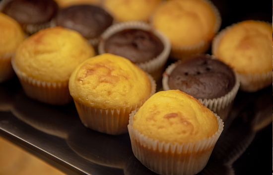 Take Away Meals - Variety of Muffins
