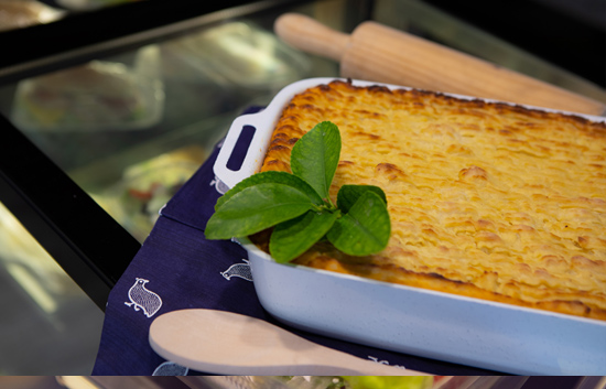 Take Away Meals - Farm Style Lasagne