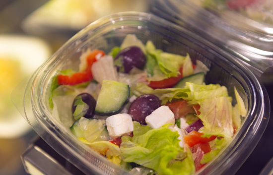 Take Away Meals - Fresh Salads