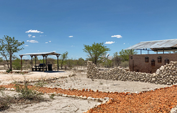 Etosha Trading Post Group Camp sites
