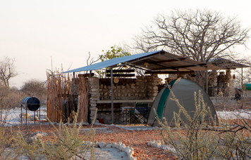Etosha Trading Post Private Camp sites